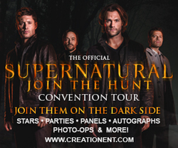 Supernatural Official Convention 2017
