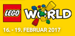 LEGO World 2017
