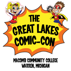 Great Lakes Comic-Con 2017
