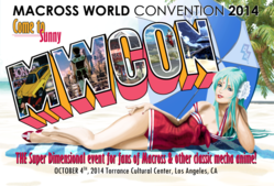 Macross World Convention 2014