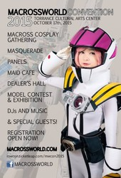 Macross World Convention 2015