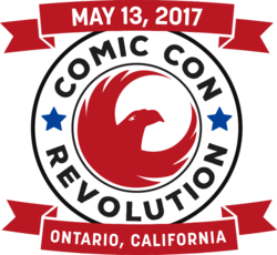 Comic Con Revolution Ontario 2017