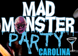 Mad Monster Party Carolina 2017