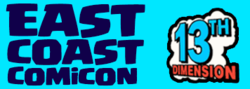 East Coast Comicon 2017
