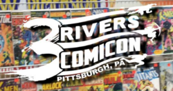 3 Rivers Comicon 2017