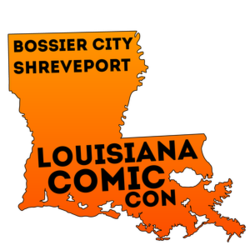 Louisiana Comic Con SBC 2017