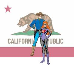 California Republic Comic Con 2017