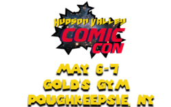 Hudson Valley Comic Con 2017