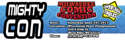 Milwaukee Comic Con 2017