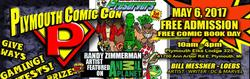 Plymouth Comic Con 2017