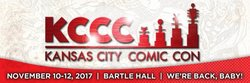 Kansas City Comic Con 2017