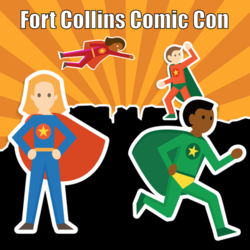 Fort Collins Comic Con 2017