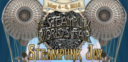 Steampunk World's Fair 2018