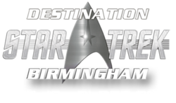 Destination Star Trek Birmingham 2018