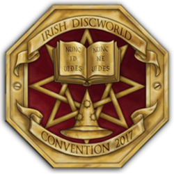 Irish Discworld Convention 2017