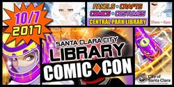 Santa Clara City Library Comic Con 2017