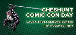 Cheshunt Comic Con Day 2017