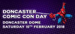 Doncaster Comic Con Day 2018