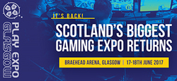 Play Expo Glasgow 2017
