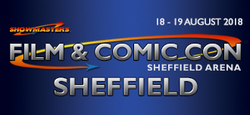 Film & Comic Con Sheffield 2018