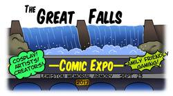 Great Falls Comic Expo 2017