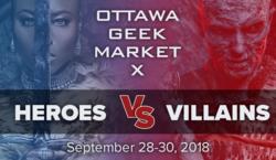 Ottawa Geek Market 2018