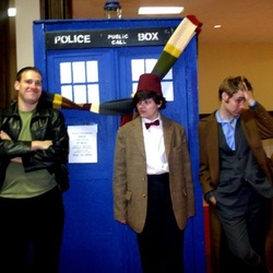 The TeamTARDIS Cosplayers