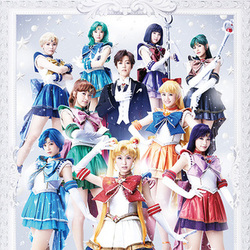Sailor Moon Musical Cast