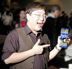 "Richard ""Pocky"" Kim"