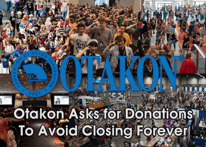 Otakon Asks for Donations To Avoid Closing Forever