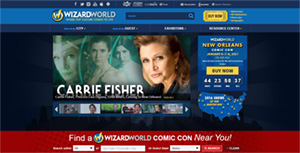 Wizard World May Run out of Money at the End of 2016