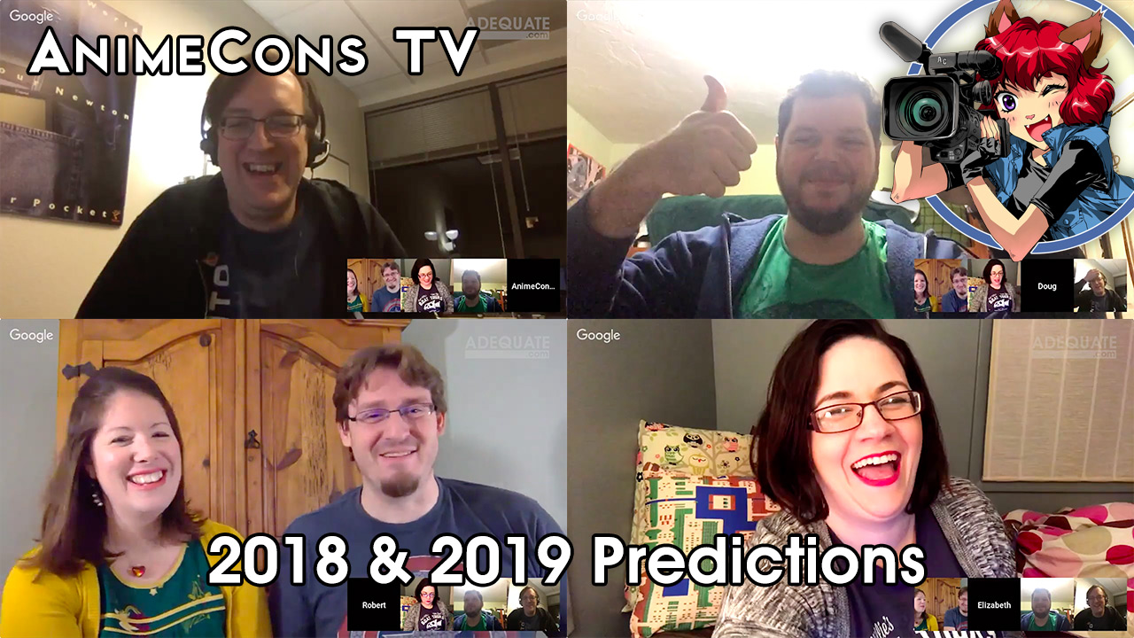 2018 & 2019 Predictions