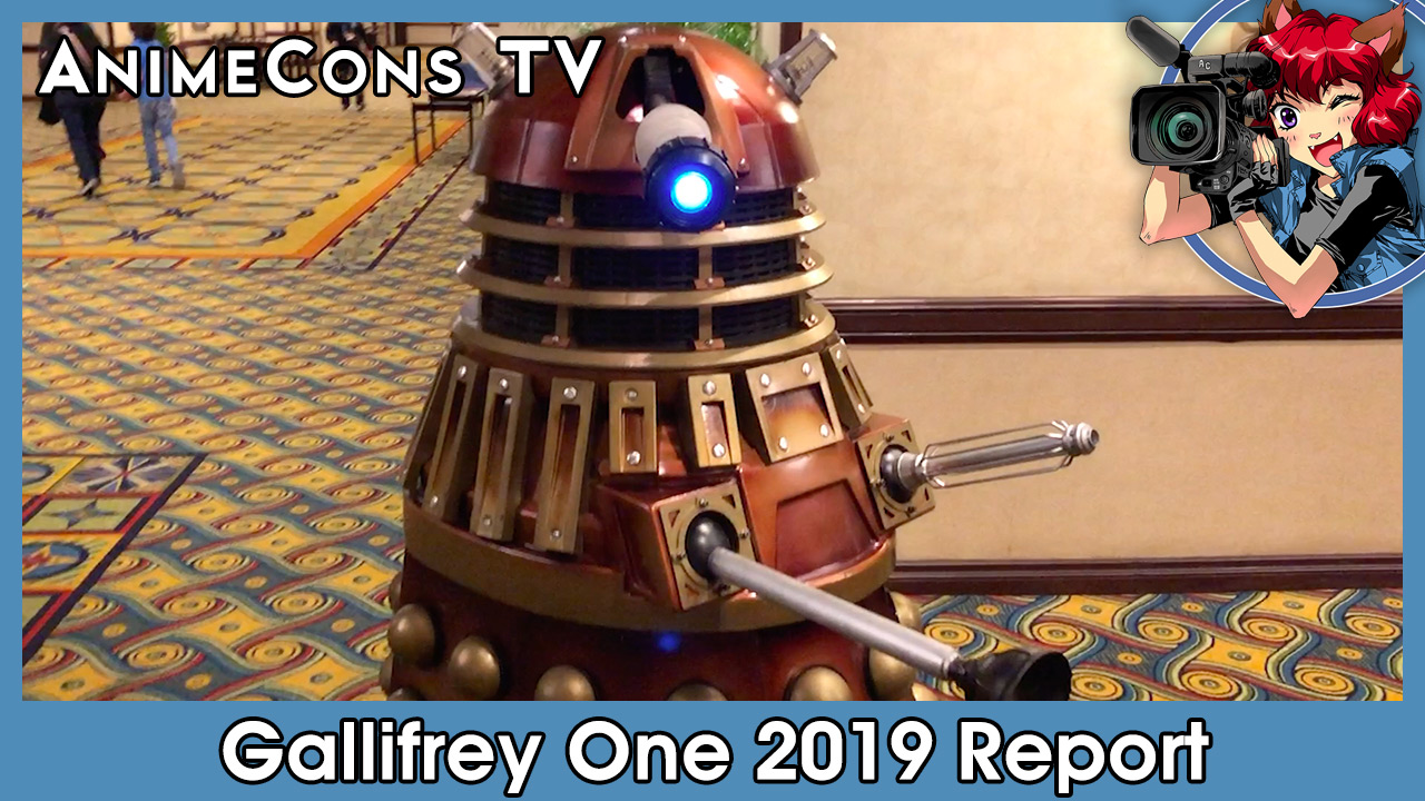Gallifrey One 2019 Report