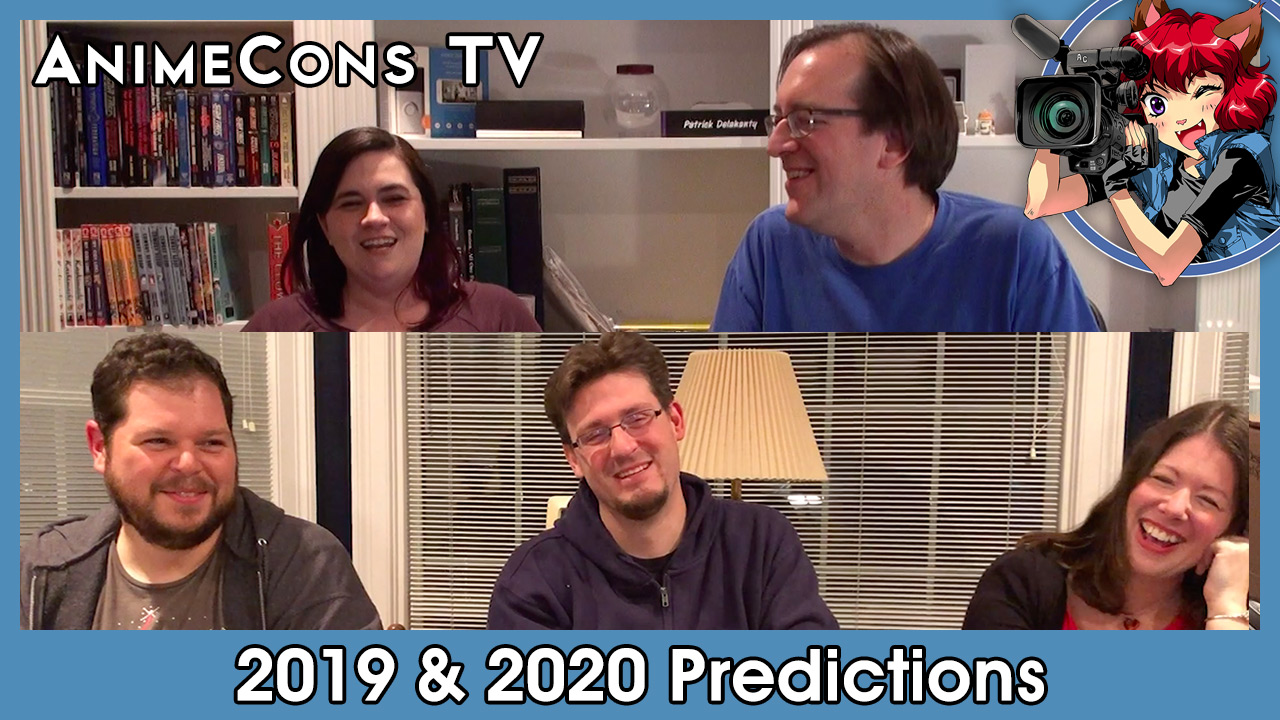 2019 & 2020 Predictions
