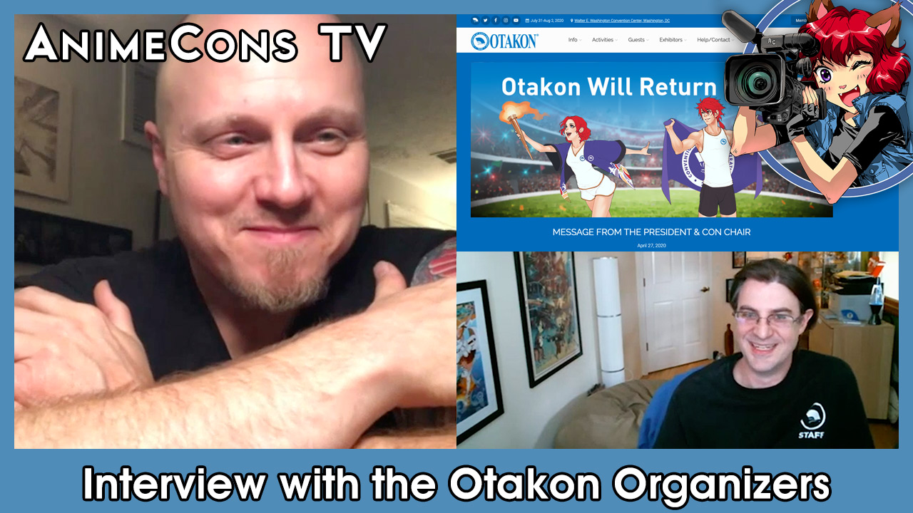 Interview with the Otakon 2020 Organizers