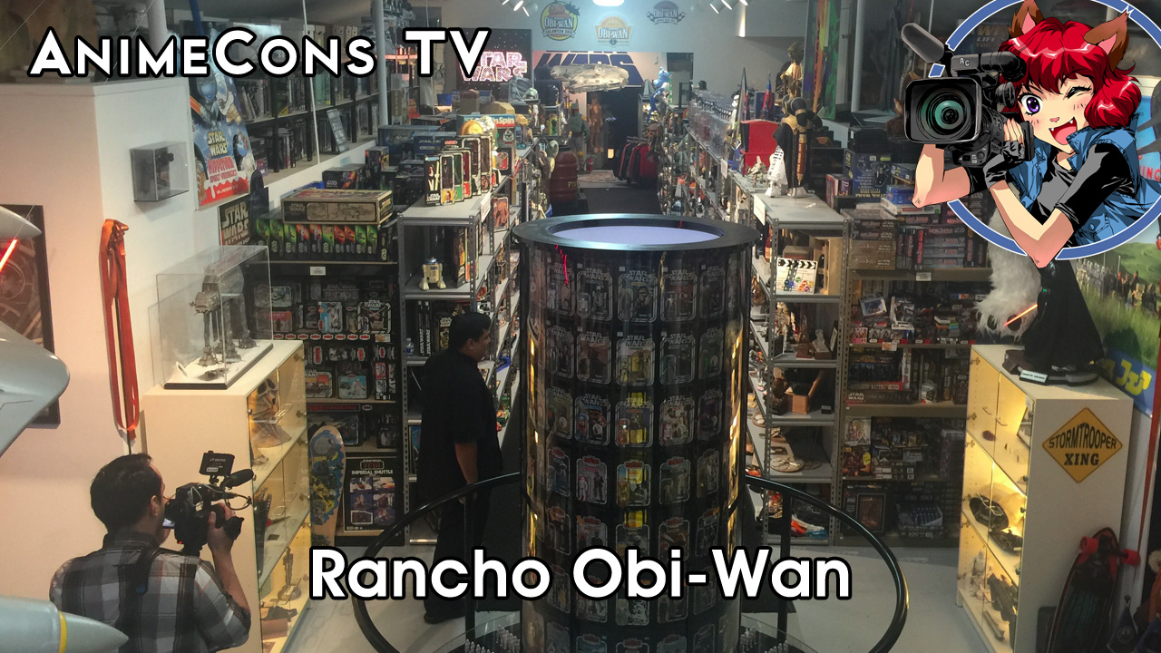 AnimeCons TV - Rancho Obi-Wan